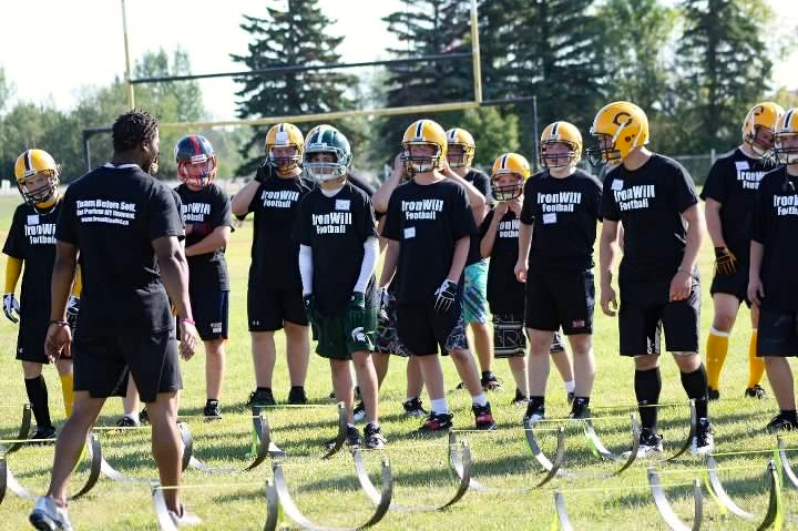 IRONWILL FOOTBALL To Host Camp in Lethbridge Alberta