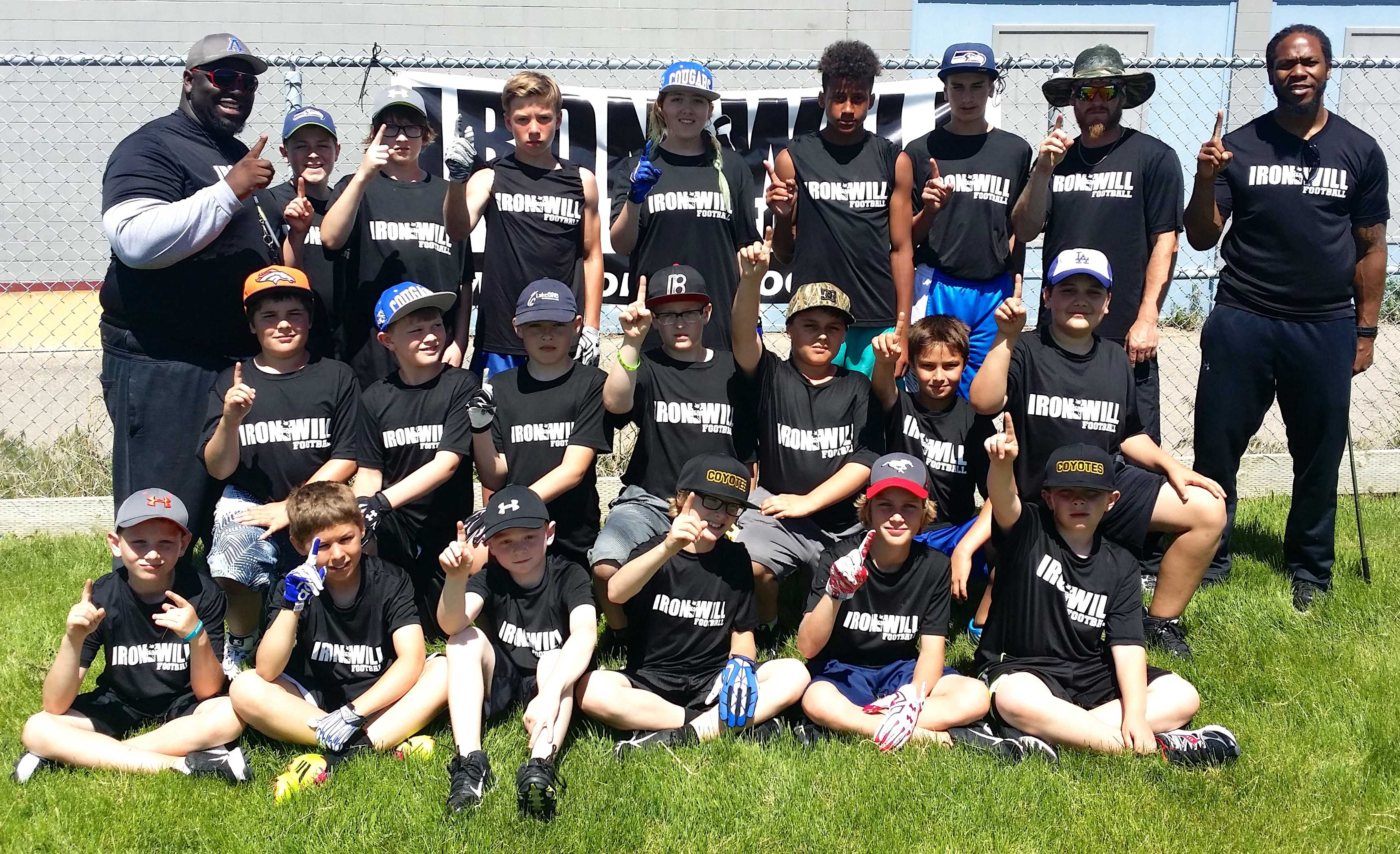 IRONWILL FOOTBALL Performance Camp Lethbridge